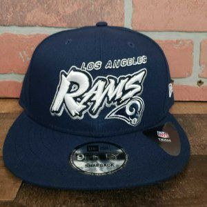 New Era 9FIFTY NFL Los Angeles Rams Men's Cap